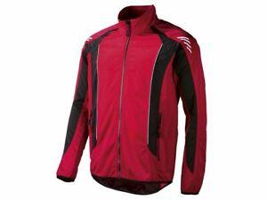 Herren Softshell Fahrradjacke Funktions Jacke Wind- Wasserabweisend Atmungsaktiv