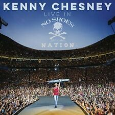 CHESNEY,KENNY-LIVE IN NO SHOES NATION (DIG) (UK IMPORT) CD NEW