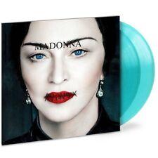 Madame X (Translucent Light Blue Vinyl LP) Madonna LIMITED x/1000 SOLD OUT