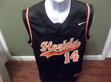 Nike Florida Christian College Basketball Jersey Rare Size Adult Medium