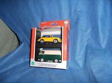 Cararama Volkswagen Bus & Convertible Die Cast 2 Pack  MIP