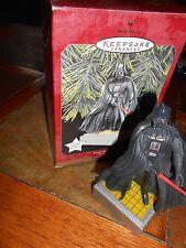 Hallmark Keepsake Darth Vader Star Wars Ornament new in box 1997