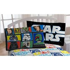 New Disney Standard Cotton Pillow Case - Star Wars -Four Counts