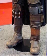STAR WARS The Mandalorian ShoreTrooper Custom Cosplay Costume Shin Leg Armor Kit