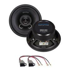 Crunch DSX120 Lautsprecher Einbauset kompatibel mit T4 Seitenteile hinten
