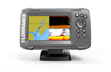 Lowrance Hook2-5 SplitShot GPS Chirp Combo Echolot