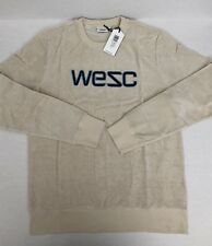 Wesc Miles Plush Men's XL Sweatshirt New $118