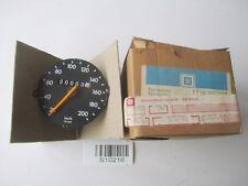 Opel Manta Ascona B Tacho 200km/h Tachometer W743 1260738 Neu Original