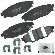CARQUEST Brakes PXD1114H Rear Premium Ceramic Brake Pads
