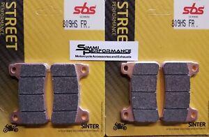 SBS FRONT Brake Pads Honda CBR 600 RR 2005 2006 2007 2008