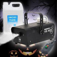 More details for equinox halloween dj disco party fog smoke mist machine inc extra 5l fluid