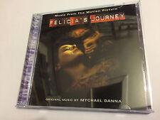 FELICIA'S JOURNEY (Mychael Danna) OOP 1999 Soundtrack Score OST CD NM