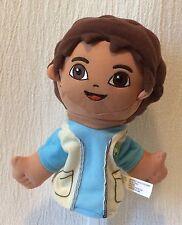 Fisher Price 2006 Mattel Plush Go Diego Go Hand Puppet