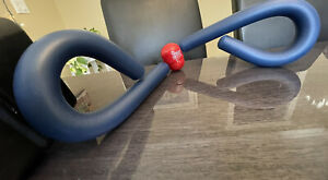 Suzanne Somers Thigh Master Original Blue/Red Vintage Thigh Exerciser