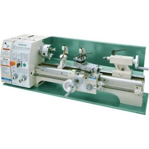 """Grizzly G0602 10"""" x 22"""" Benchtop Metal Lathe"""