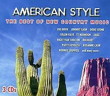American Style: The Best of new Country Music von Various | CD | Zustand gut