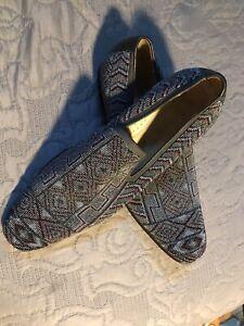 Mens Shoes Size 15M Donald J Pliner Beaded
