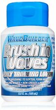 Wavebuilder Brush in Waves Daily Training Lotion Soften Form Define Shine 6.3oz