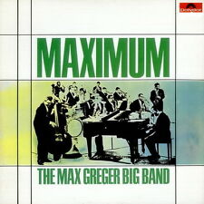 Max Greger Maximum (Salute To Miles, Early Blues) 80`s Polydor CD