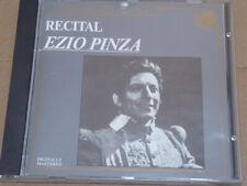 EZIO PINZA <  Recital (Masterworks Portrait)  > NM (CD)