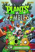 PLANTS VS ZOMBIES HC HARD COVER LAWNMAGEDDON (NEW PTG)