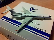China Xjiang Airlines Tu-154M (B-2607), 1:400 TucanoL.