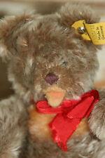 Steiff Bear Zotty Caramel 7 Inch Mohair 0300/18 Teddy Bear With Ear Tag