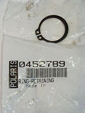 NOS POLARIS 0452789 TRANSMISSION RETAINING RING PHOENIX SAWTOOTH RANGER