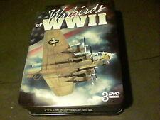Warbirds of WWII (DVD, 2008, 3-Disc Set, Tin Casing) s3