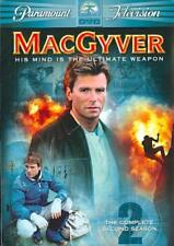 Macgyver - The Complete Second Season New Dvd