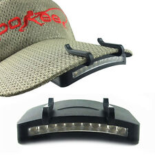 11 LED Under the Brim Bright Cap Hat Light HeadlightCamping Fishing Cycling Lamp