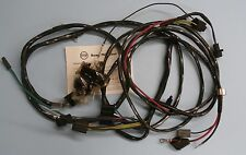 68 1968 Chevy Chevrolet  foward light harness w/out gauges
