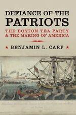 Boston Tea Party 1773 Detailed History Triangular Trade East India Company HC DJ