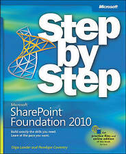 Microsoft® SharePoint® Foundation 2010 Step by Step (Step by Step (Microsoft)),