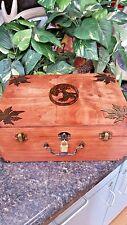 Humming Bird Wooden Keepsake Box, Custom Wood,Trinket box, Memory Box, Jewelry