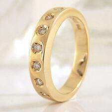 CHRIST Echtschmuck-Ringe aus Gelbgold für Damen