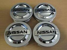 4X 54mm Silver Rim Wheel Center Cap FOR Nissan Altima Maxima Murano 40342AU510