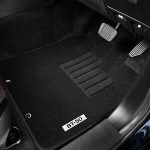 New Genuine OEM Mazda BT-50 TF 2020+ Carpet Floor Mats TF11ACFMD DUAL CAB BT50