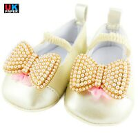 BOW SHOE CLIP ONS DIAMANTE CRYSTAL PEARL GOLD SILVER CHARM BUCKLE BRIDAL WEDDING