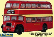 Bristol Lodekka LD1 SR West Yorkshire - Bradford 1/76 British Bus
