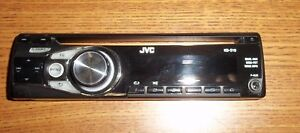 JVC KD-S19 FACEPLATE ONLY * UNTESTED *