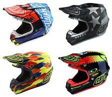 10% OFF TROY LEE DESIGNS SE4 2018 MIPS Motocross MX Off Road Helmet