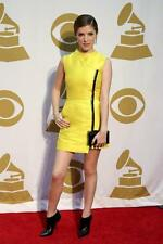Markus Lupfer Resort 2014 Neon Yellow Zipper Dress Seen On Celeb! S