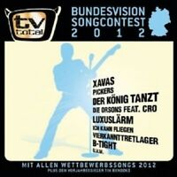 BUNDESVISION SONG CONTEST 2012 CD MIT CRIS COSMO, FIVA, TIM BENDZKO UVM. NEW