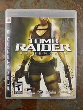 New listing Tomb Raider: Underworld Game (Sony Playstation 3, 2008) Ps3 Complete Cib