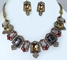 Multi-Colour Alloy Fashion Jewellery Sets
