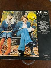 ABBA - GREATEST HITS - SOUTH AFRICA - SUNSHINE RECORDS - LP
