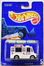 HOT WHEELS 1991 BLUE CARD GOOD HUMOR TRUCK #5