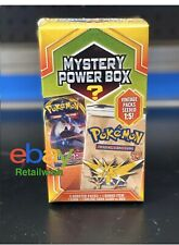 New Pokemon Mystery Power Box Fossil Pack Vintage Packs Sealed 2020