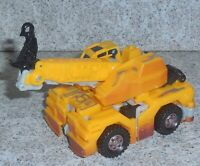 Transformers Robots in Disguise HIGHTOWER Complete Rid 2001 Crane landfill